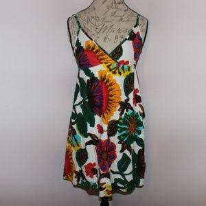 Lucky Brand Bathing Suits Cover Up Dress Top XS/S